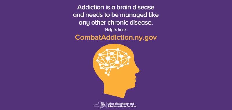 NYS OASAS Combat Addictiona