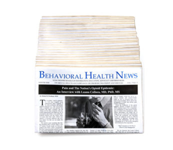Subscribe to Behavioral Health News