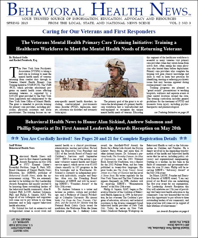BHN Spring 2015 Issue