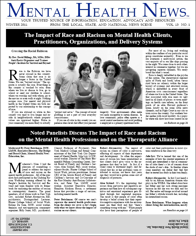 MHN Winter 2011 Issue