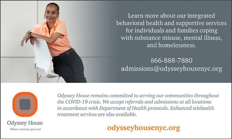 Odyssey House Fall 2020