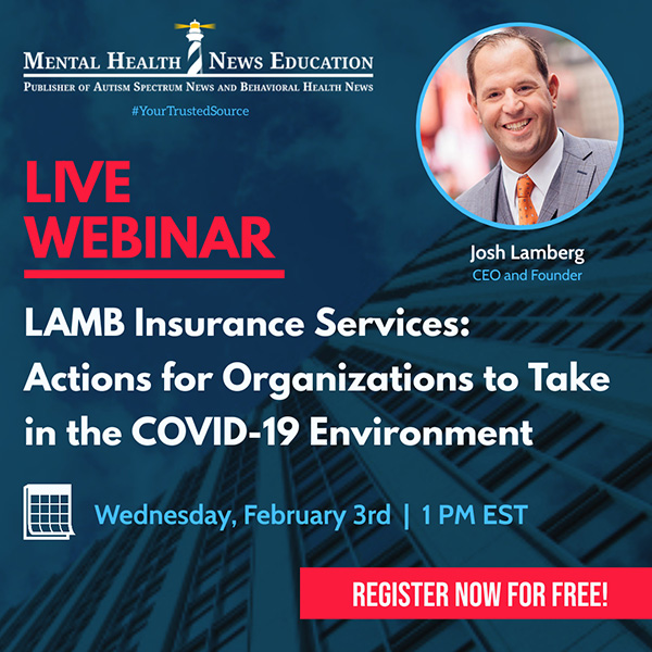 LAMB Insurance Services - Actions for Organizations to Take in the COVID-19 Environment