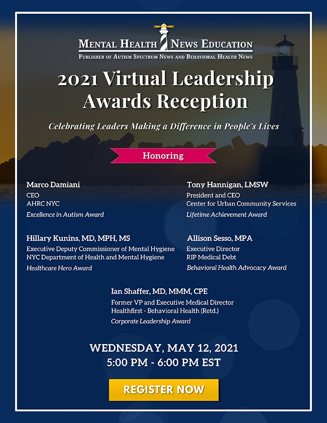 2021 MHNE Leadership Awards Reception