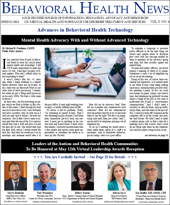 BHN Spring 2021 Issue