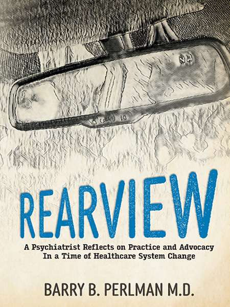 Barry Perlman Book Rearview