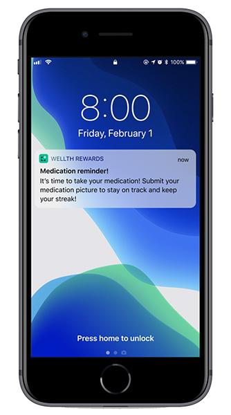 Wellth medication reminder