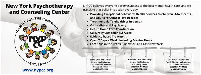 NYPCC Quarter Page Summer 2021