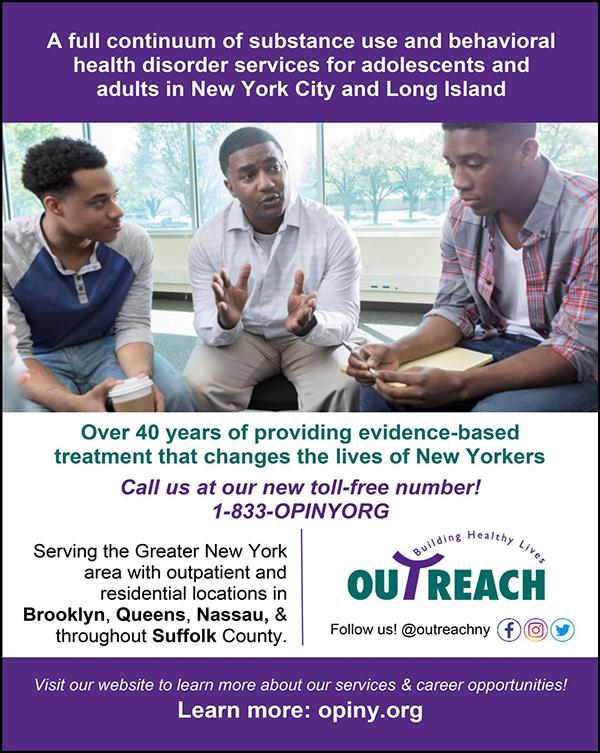 Outreach Quarter Fall 2021