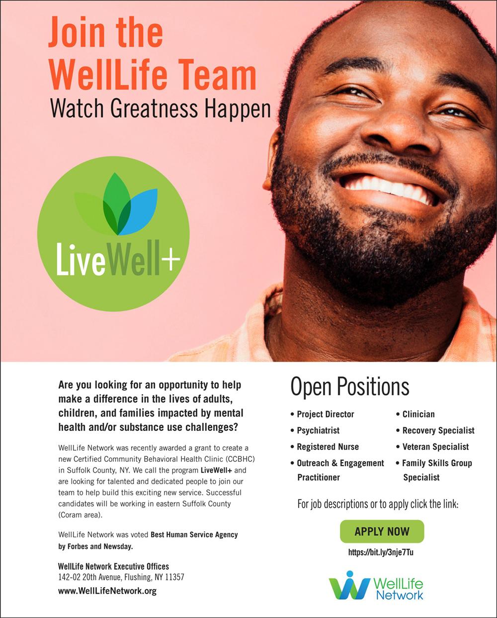 WellLife Full Fall 2021